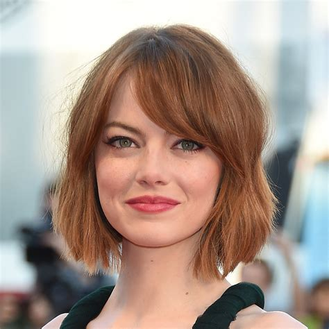 Emma Stone's Haircut