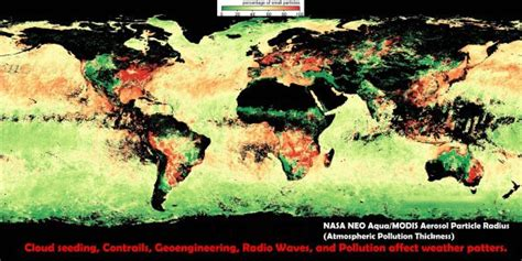 Modification Artificielle Climat by Haarp Chemtrails And Weather Modification The True