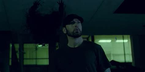 Eminem Calls Out His Critics In 'fall' Music Video