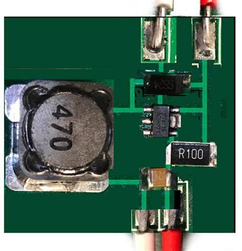 Led Driver How Avoid Arc Around Pins