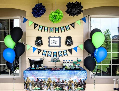 9th Birthday Party Ideas Of Decoration And The Color