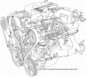Chrysler  Dodge 3 5 Liter V6 Engines