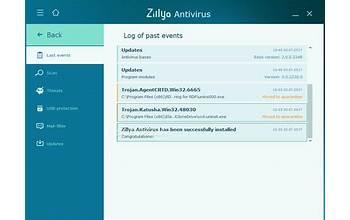 Zillya! Antivirus Definition Updates screenshot #3