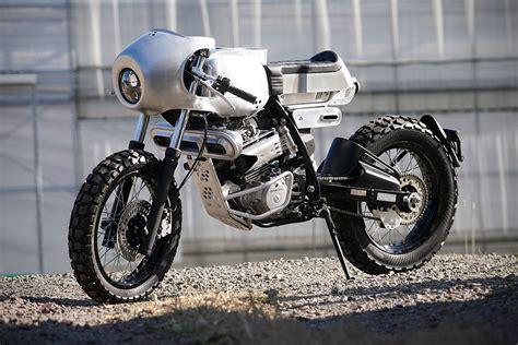 Honda Xlr250r 'neo-retro' By Ask Motorcycles