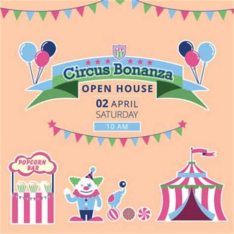 footprints preschool circus bonanza open house 858 | LittleFootPrints Circus Bonanza