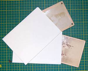 caring for your family photograph collection ryerson With acid free document sleeves