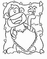 Monkey Coloring Pages Monkeys Cute Baby Printable Fart Sheets Chimp Chimpanzee Getcolorings Print Sheet Clipartbest Dazzling Coloringbay Animals Template Popular sketch template