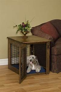 17 best ideas about dog crate table on pinterest dog for Small dog crate table