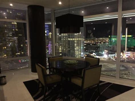 penthouse panoramic strip view at night picture of