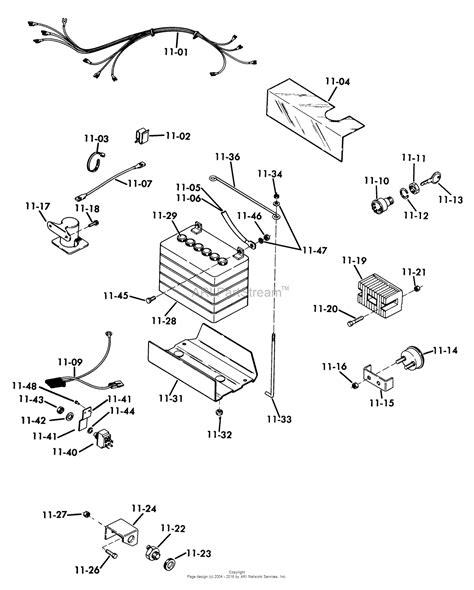 Kohler Parts Diagram Engine Wiring