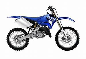 2008 Yamaha Yz250 Owners Manual