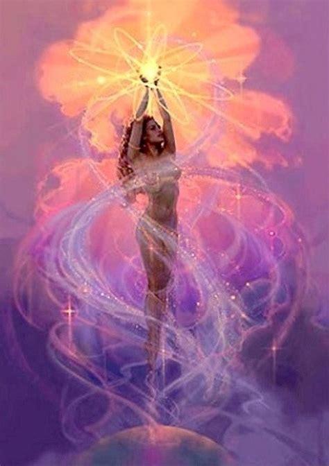 Goddess Of Light by The Portal