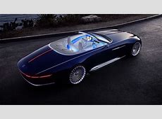 Vision of the future? MercedesBenz teases luxury electric
