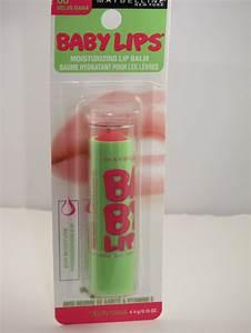 Maybelline Melon Mania Baby Lips Moisturizing Lip Balm ...