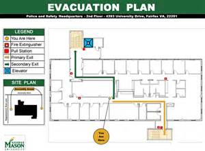 Office Building Fire Evacuation Plans