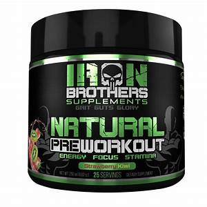 5 Best Natural Pre Workout Supplements  A Complete Guide