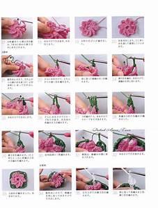 Detailed Crochet Tutorial For Flower Square Blanket