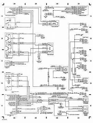 2003 Isuzu Ascender Wiring Diagram 38321 Desamis It