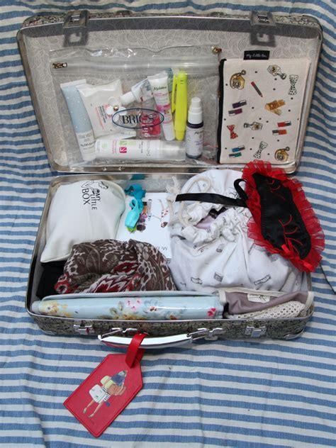 Objets interdits et produits règlementés en valise cabine et soute 2020