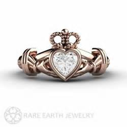 claddagh engagement ring claddagh ring engagement ring promise by rareearth