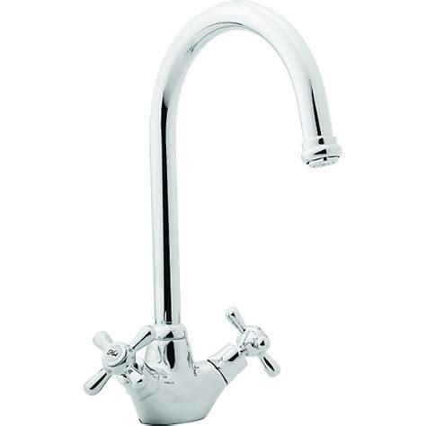kitchen sink mixer taps uk wickes angara mono mixer kitchen sink tap chrome wickes 8515
