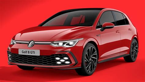 Volkswagen Reveals More Info About The Upcoming Mk8 Golf GTI