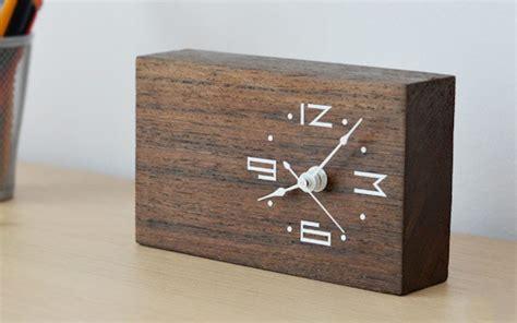 modern wooden clocks contemporary wooden clock designs