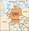 Frankfurt am Main: location - Students | Britannica Kids ...