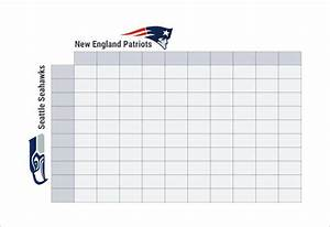 football pool template 21 free word excel pdf With free super bowl pool templates