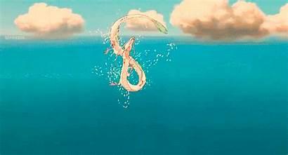Spirited Away Haku Ghibli Miyazaki Studio Dragon