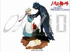Howl's Moving Castle Howl & Sophie Toy Figurine ORUIO eStore