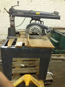 Dewalt Ga526 14 U201d 3ph 5hp Radial Arm Saw