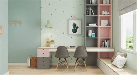 awesome kids rooms    pastel color palette