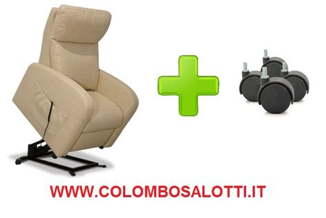 Poltrone Relax Con Kit Roller System