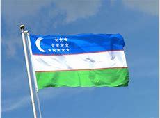 Buy Uzbekistan Flag 3x5 ft 90x150 cm RoyalFlags