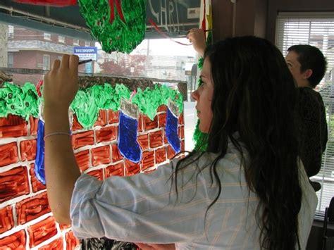 Weihnachtsdeko Fenster Bemalen fensterdeko zu weihnachten 104 neue ideen