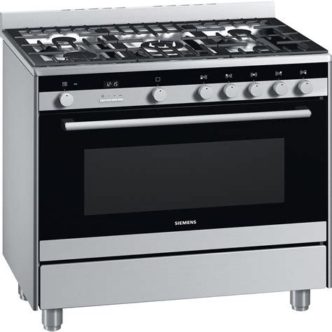 piano de cuisine electrique test siemens hq738256e cuisinières mixtes et pianos de