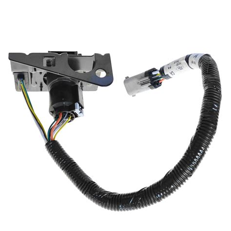 Ford F350 Wiring by Ford 4 7 Pin Trailer Tow Wiring Harness W Bracket For