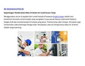 air cond service price kl rmunit