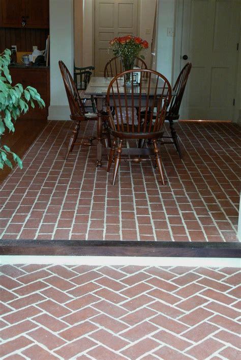 dining rooms inglenook brick tiles brick pavers thin brick tile brick floor tile