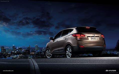 Hyundai Tucson 2013 Widescreen Exotic Car Wallpapers #08