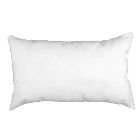 pillow forms for sale 12 quot x 20 quot indoor outdoor poly fill pillow form discount