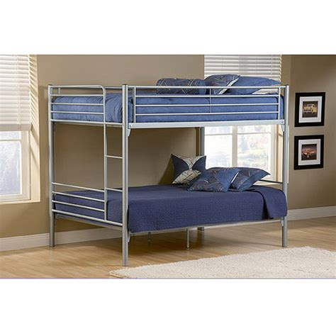 universal full over full bunk bed walmart com