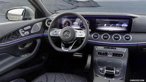 mercedes benz cls edition  interior hd wallpaper