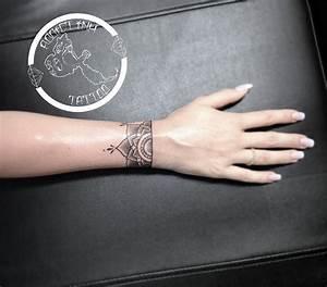 Tatouage Femme Poignet : tatouage femme bracelet gi69 jornalagora ~ Melissatoandfro.com Idées de Décoration