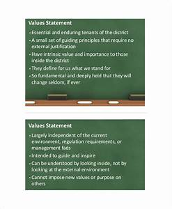 Customer Objectives Examples Sample Value Statement