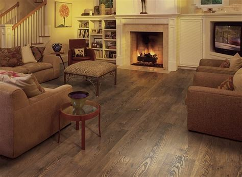 Rustic Flooring Ideas For Your Home   Furniture & Home