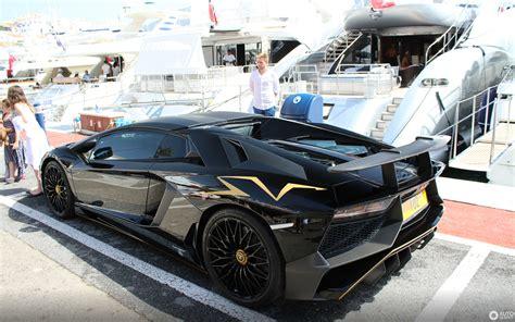 2017 lamborghini aventador superveloce roadster lp750 4 lamborghini aventador lp750 4 superveloce roadster 15 november 2017 autogespot