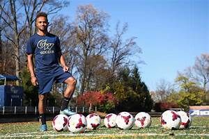 Curry makes impact as a men's soccer walk-on – The GW Hatchet