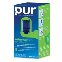 pur rf 9999 mineral clear faucet filter